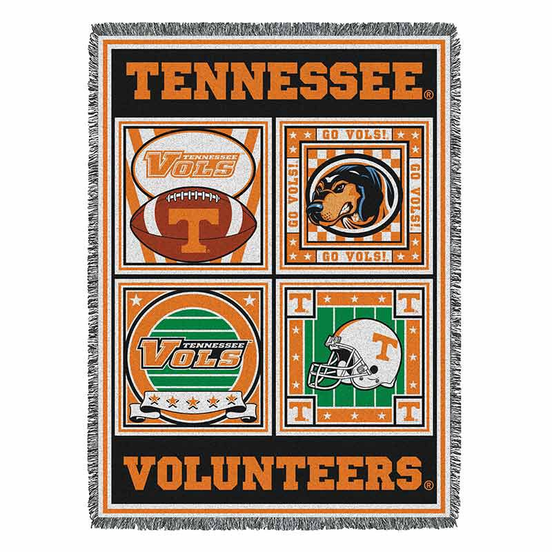 Tennessee Throw