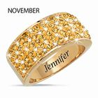 Personalized Birthstone Fire Ring 5806 002 1 12