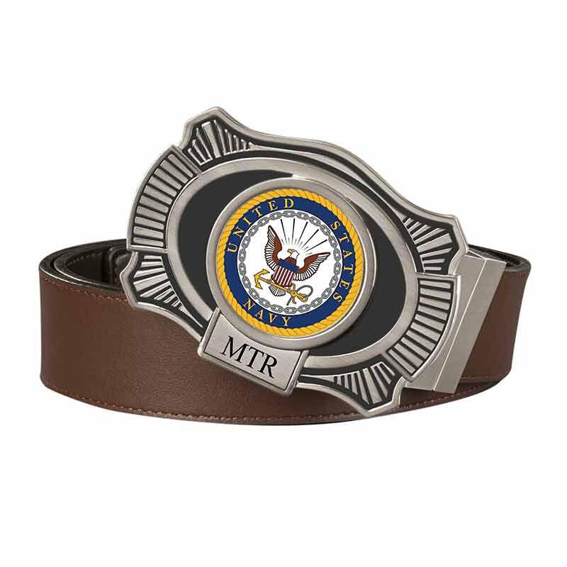 The USNavy Leather Belt 2398 004 8 1