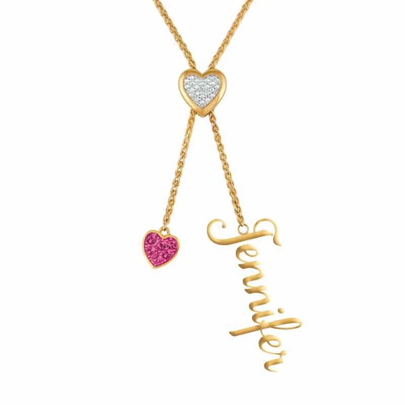 Personalized Bolo Necklace 2388 003 2 10