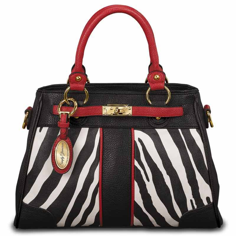 The Zebra Handbag 4783 002 1 1
