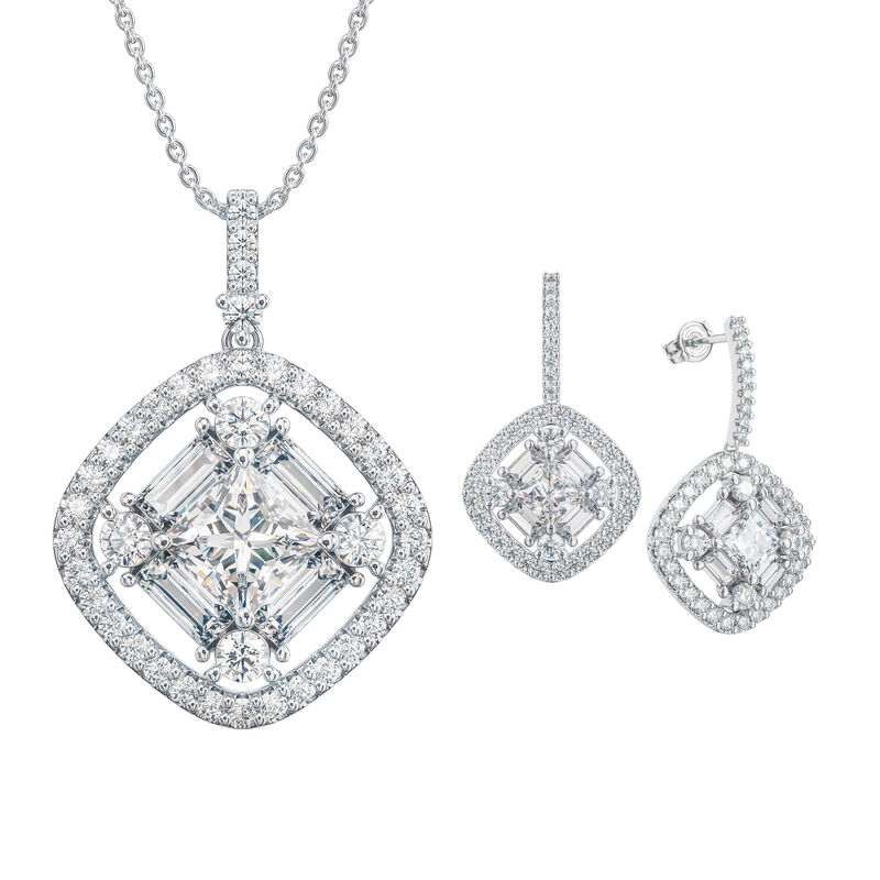 Refined Elegance Sterling Silver Set 6735 0017 a main