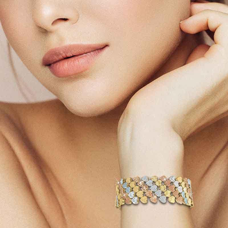 Shebas Secret Copper Bracelet 6145 001 1 3