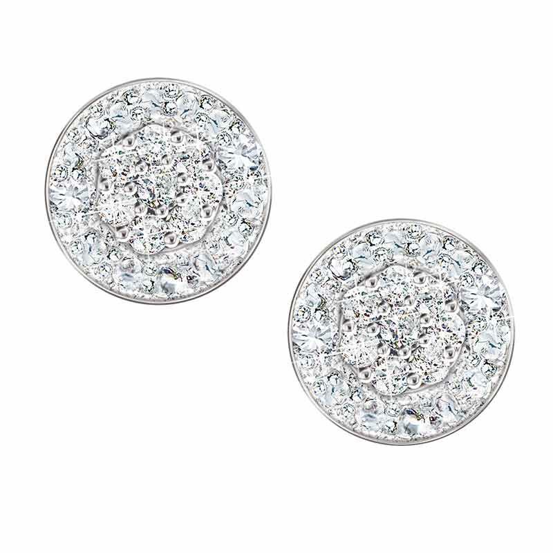 Blessing of Love Diamond Earrings 5096 002 0 1