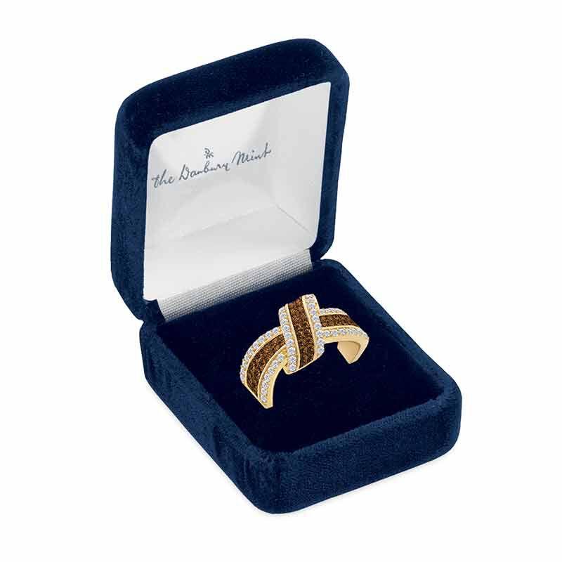 Mocha Kiss Diamonisse Ring 6424 001 3 2