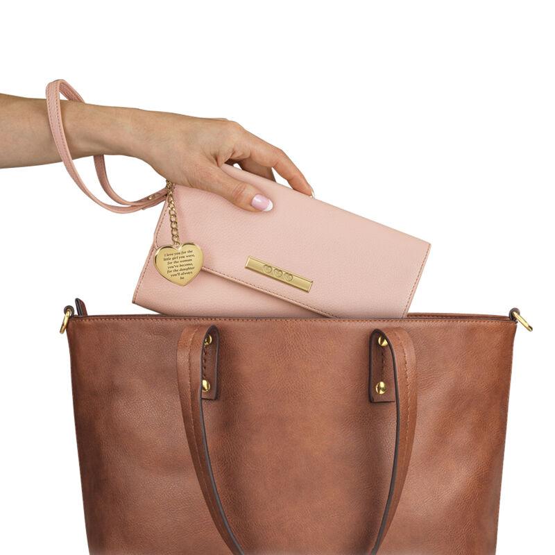 My Daughter I Love You Crossbody Bag 6480 0014 e hand holdingbag