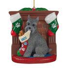 2021 Dog MiniSchnauz Ornament 6428 0423 a main