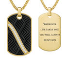 You Will Always Be My Son Journey Pendant 6942 0016 a main