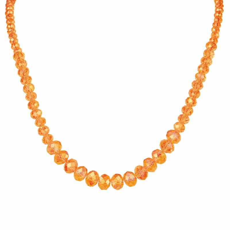 Mystic Glow Birthstone Necklace 2564 001 2 11