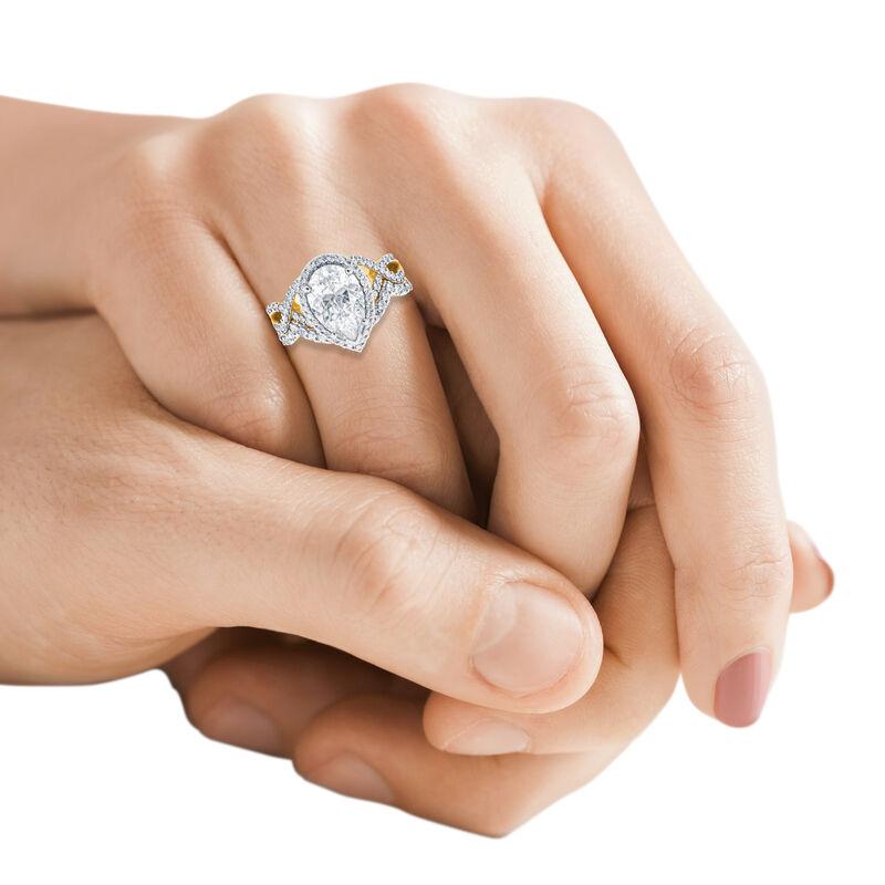 The Diamonisse Bridal Set 2775 0017 m model