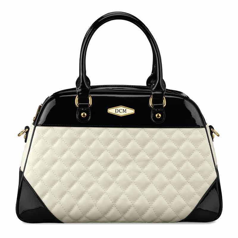 The Personalized Quilted Satchel 1293 002 0 3