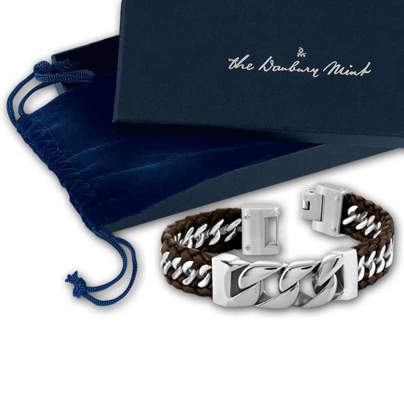 Leather Talon Bracelet 5090 001 8 2