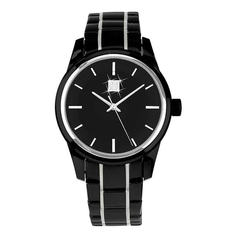 Son Diamond Watch 6133 001 5 5