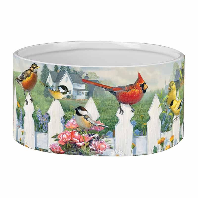 Seasons of Enchantment Songbird Clock 1925 001 8 3