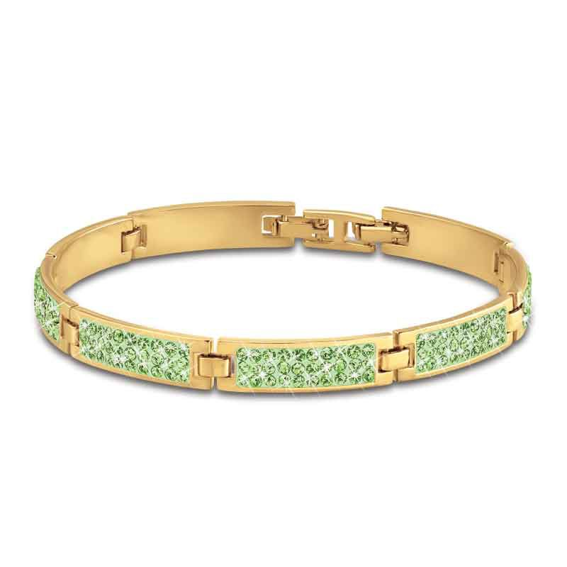 Birthstone Fire Bracelet 1628 001 8 8