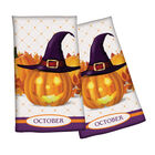 Year of Cheer Kitchen Towel Collection 6844 0015 f october