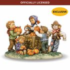 MI Hummel Figurine  Happy Harvest 5264 001 8 1
