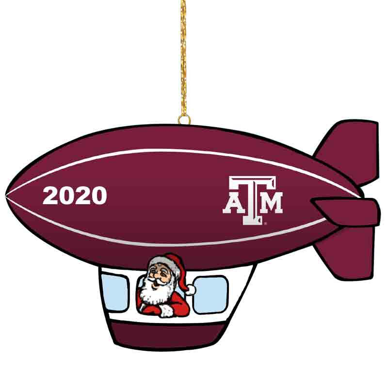 The 2020 Aggies Ornament 5040 278 3 1