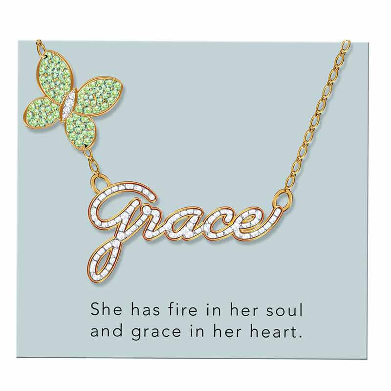 Words To Live By Necklace Collection 6443 001 0 11