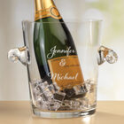 The Personalized Couples Champagne Set 10036 0023 e bucket