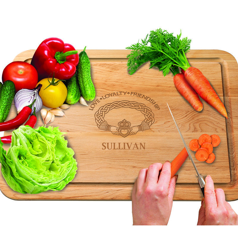 The Personalized Irish Blessing Cutting Board 5108 001 8 4