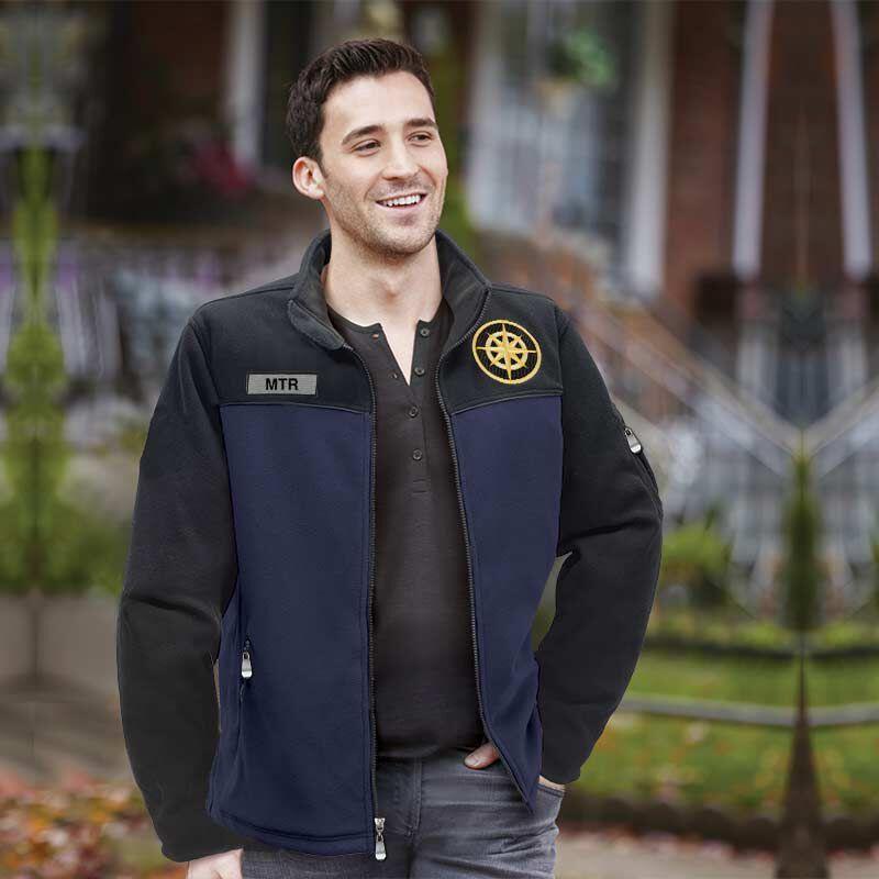 Son Personalized Fleece Jacket 1109 001 6 3