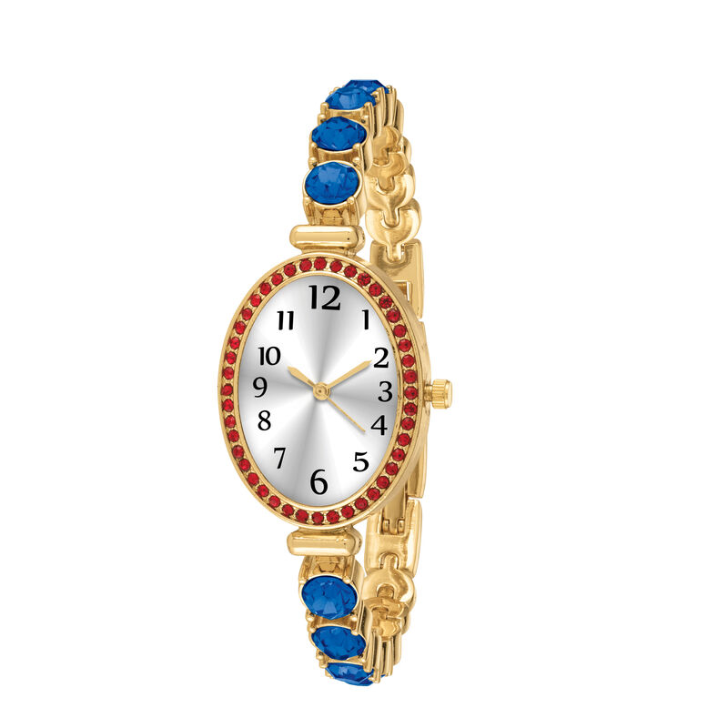 Crystal Touch Monthly Watches 6831 0010 e july
