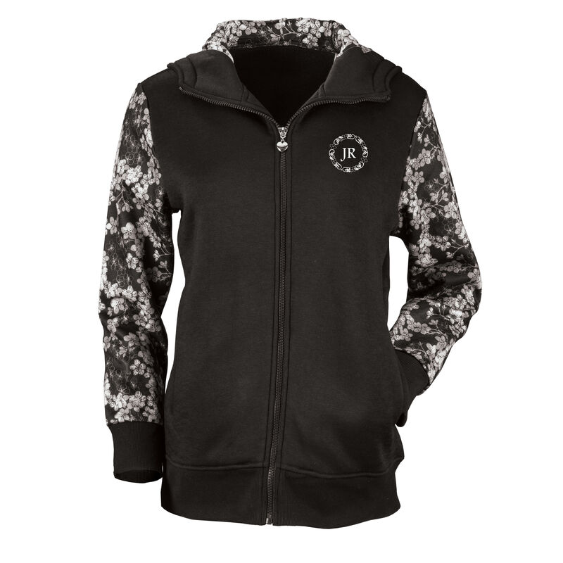 The Personalized Zip Up Hoodie 6388 0017 b front