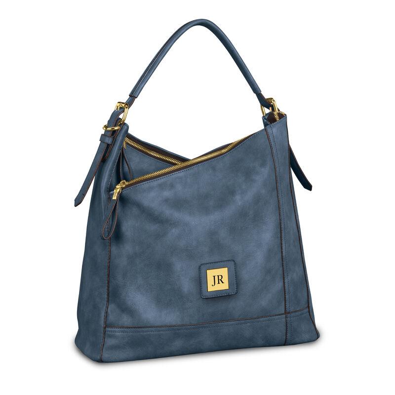 Everywhere Elegance Personalized Handbag 10335 0013 d initial