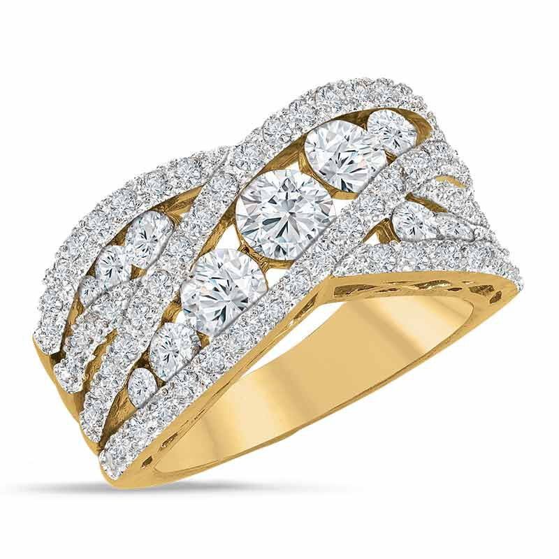 The Five Carat Kiss Ring 6277 001 1 1