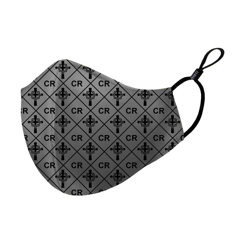 Symbols of Faith Face Masks 10023 0028 d gray