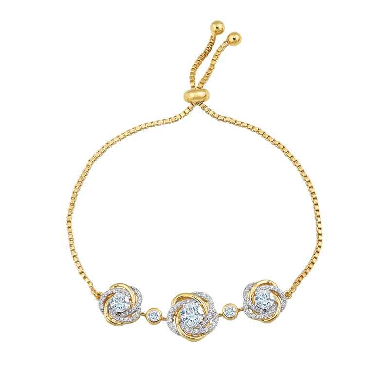 Love Knot Bolo Bracelet 4922 003 1 1