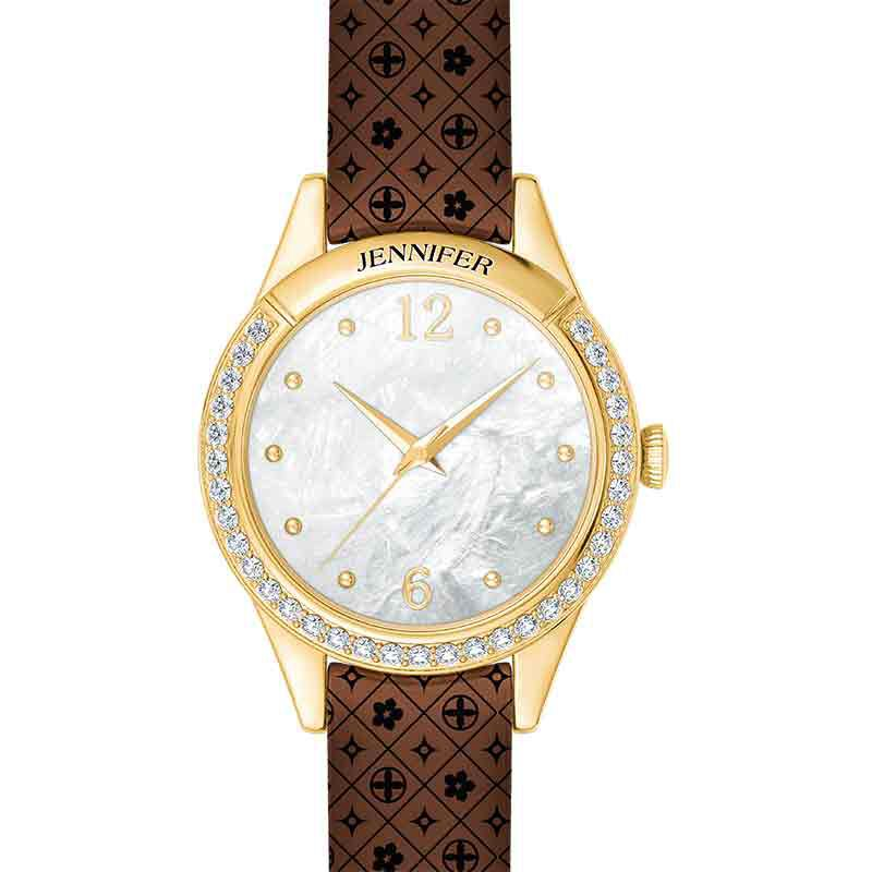 The Personalized Granddaughter Watch with Card 6794 001 5 1