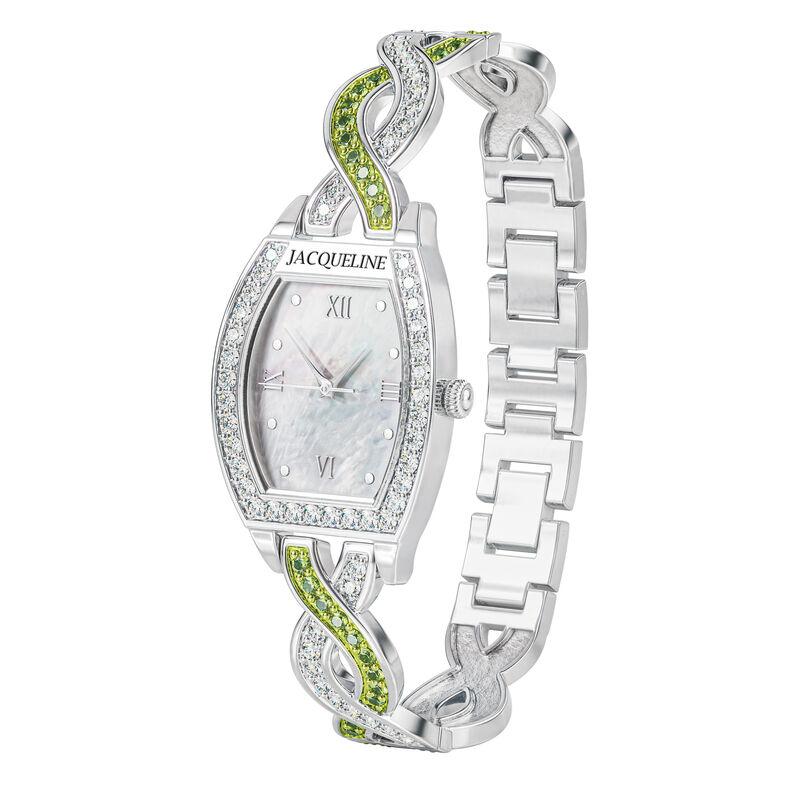 Birthstone Bracelet Watch 10148 0010 h august
