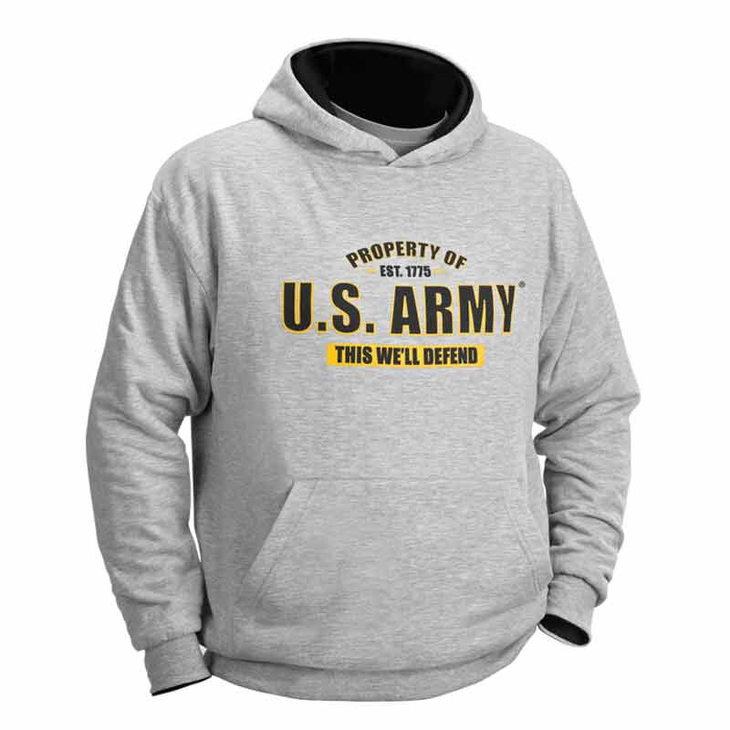 Personalized Reversible US Army Hoodie 5618 001 1 2