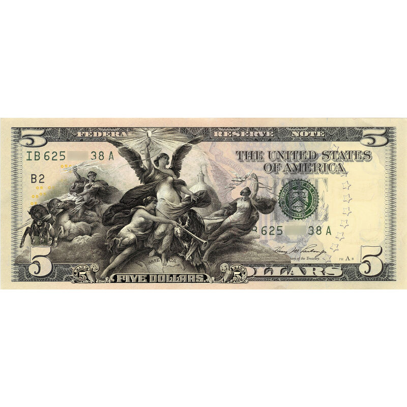Masterpieces of American Currency 6664 0020 b education