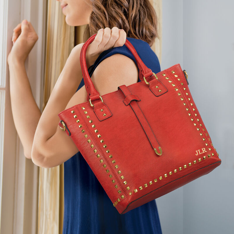 The Ruby Royale Handbag 0068 0041 m model