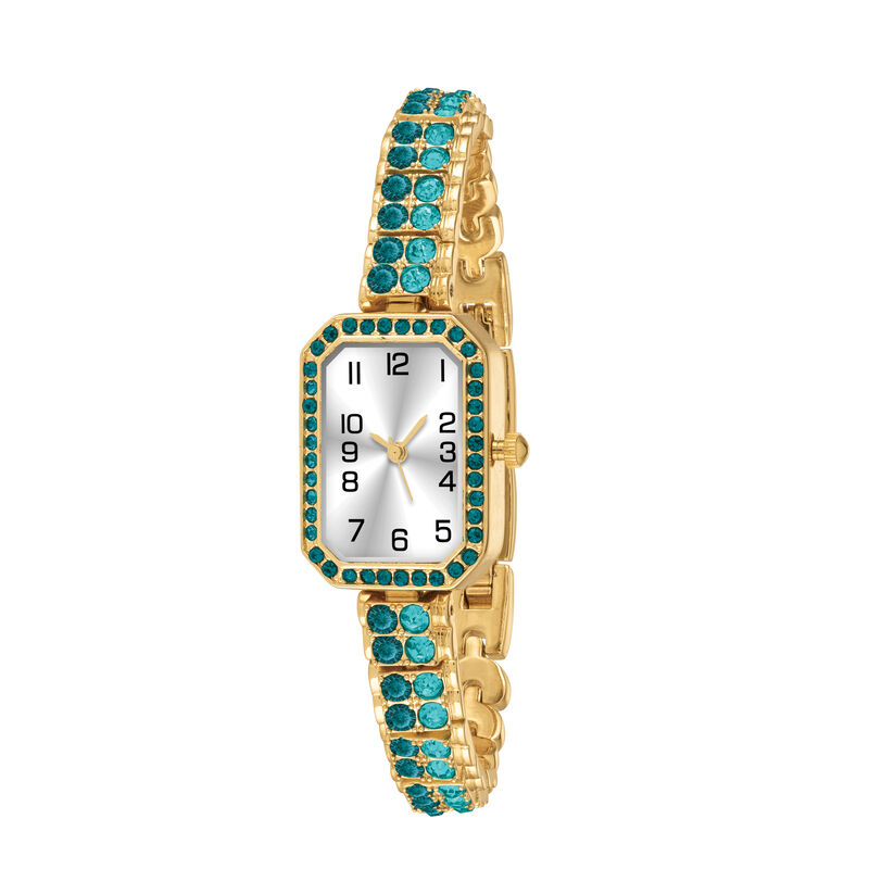 Crystal Touch Monthly Watches 6831 0010 f august