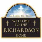 The God Bless Our Home Welcome Sign 6100 001 4 1