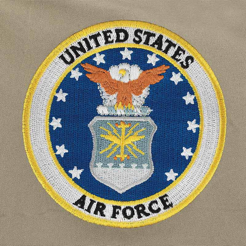 Air Force All Weather Jacket 1832 001 0 3