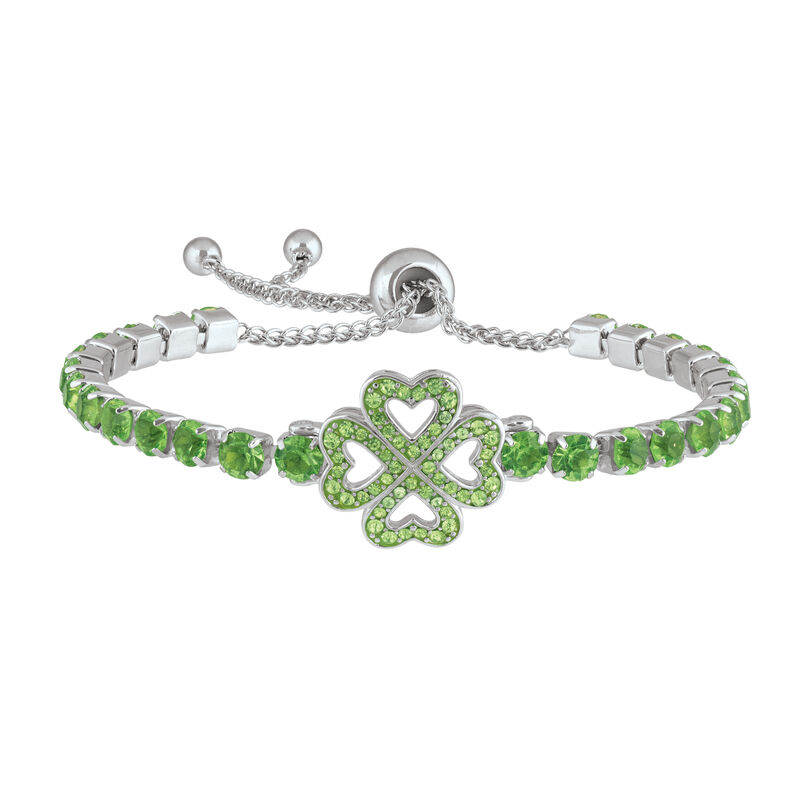 A Year of Sparkle Tennis Bracelet Collection 6933 0017 c march