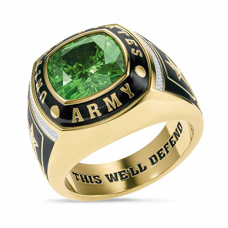 The Defender US Army Ring 6515 001 3 1