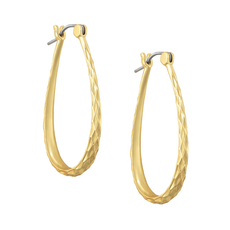 Golden Essentials Earrings Collection 10171 0010 a main
