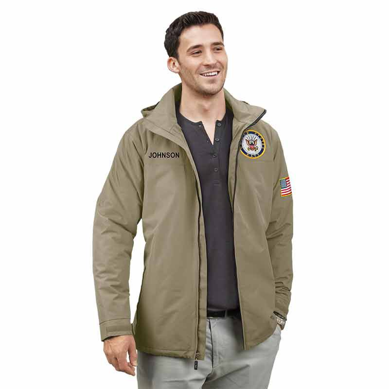 Navy All Weather Jacket 1832 002 8 2