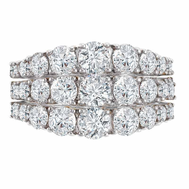 I Love You Always Diamonisse Ring Set 6419 001 0 3