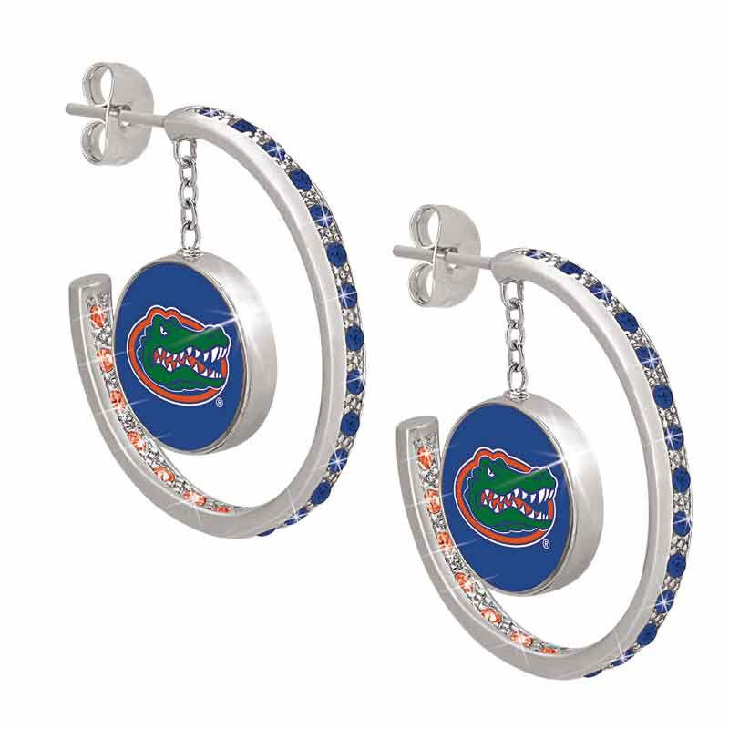 Florida Gators Hoop Earrings 1031 013 4 1