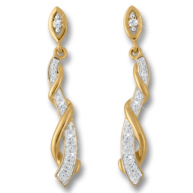 Twists of Elegance Diamond Earrings 2645 001 5 2