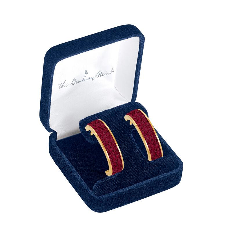 Birthstone Fire Earrings 10594 0027 m gift box