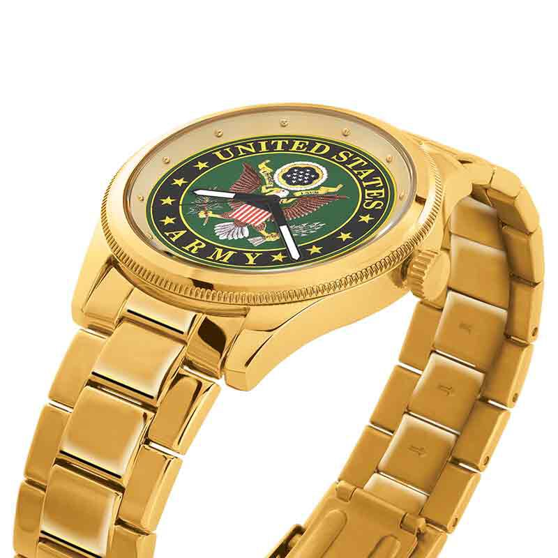 Virtue US Army Watch 2675 001 8 4