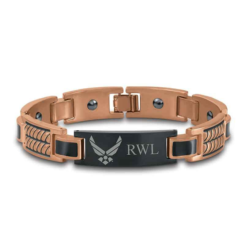 Fly Fight Win Copper Bracelet 1291 004 8 1